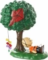 Peanut Villages by Department 56 4053056 Kite Eating Tree