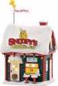 Peanut Villages by Department 56 4053567 Snoopy's Cookie Jar