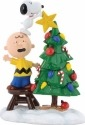 Peanuts by Department 56 4058131 Tree Topper Figurine