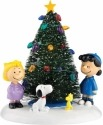 Peanut Villages by Department 56 808997 O'Christmas Tree