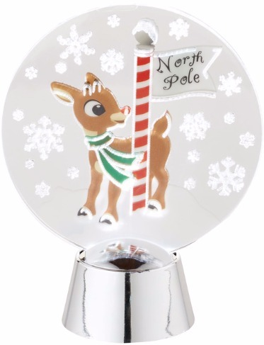 Rudolph by Department 56 4052200 Rudolph North Pole Holidazzle