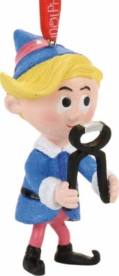 Rudolph by Department 56 4057969 Hermey With Pliers Ornament