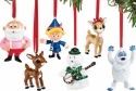 Rudolph by Department 56 4051614 Rudolph Mini Orns 6 Assorted