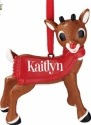 Rudolph by Department 56 4057222 Kaitlyn Ornament