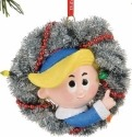 Rudolph by Department 56 4057979 Hermey In A Wreath Ornament