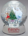 Rudolph by Department 56 6000319N Rudolph & Bumble Waterdazzler