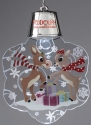 Rudolph by Department 56 6000320 Rudolph & Clarice Holidazzler