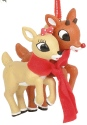 Rudolph by Department 56 6004002 Rudolph & Clarice Ornament