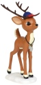 Rudolph by Department 56 6011037 Comet Figurine