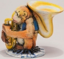 DaNisha Sculpture M015 Charlie Monkey No Lid