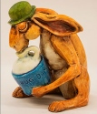 DaNisha Sculpture M018 Willy No Hare Lid