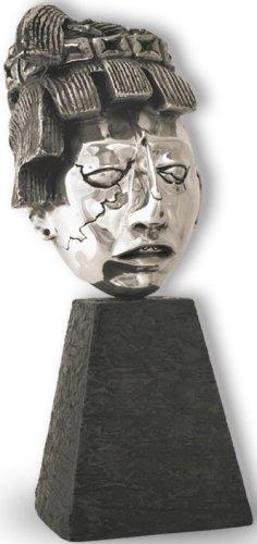 D'Argenta 1001 Mayan Head # 1001