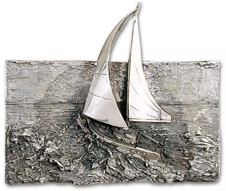 D'Argenta 1020 Sailboat by Javier Arenas