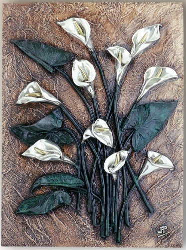 D'Argenta 2003 Calla Lilies by Javier Arenas