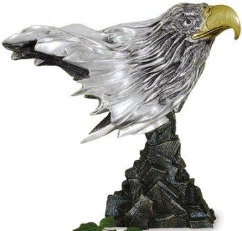 D'Argenta 2009 Eagle Head by Javier Arenas