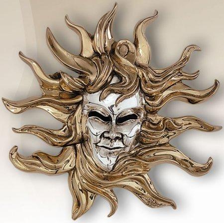 D'Argenta 2106 Sun Mask by Javier Arenas