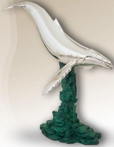D'Argenta 2514 Whale by Manuel Alvarado # 2514