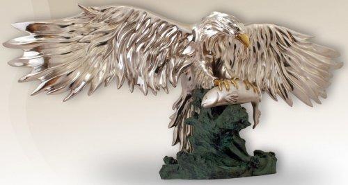 D'Argenta 2519 Eagle by Manuel Alvarado # 2519