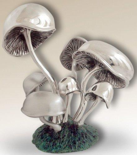 D'Argenta 2528 Mushroom by Manuel Alvarado