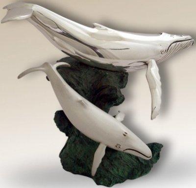 D'Argenta 2530 Whale by Manuel Alvarado
