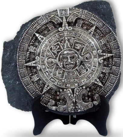 D'Argenta 304 Aztec Calendar