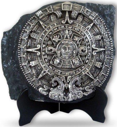 D'Argenta 305 Aztec Calendar