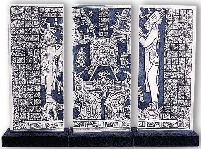 D'Argenta 310 Triptych