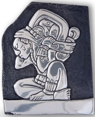 D'Argenta 312 Mayan Relief