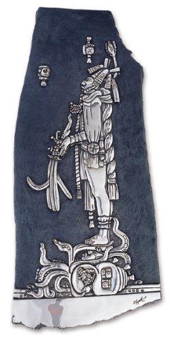 D'Argenta 315 Mayan Relief