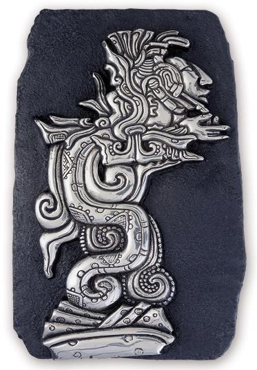 D'Argenta 316 Mayan Relief