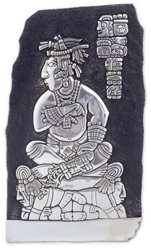 D'Argenta 318 Mayan Relief
