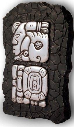D'Argenta 327 Mayan Relief