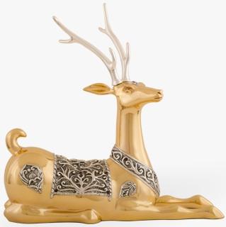 D'Argenta 5037 Thai Deer by Federico Cardona