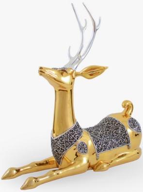 D'Argenta 5038 Thai Deer by Federico Cardona