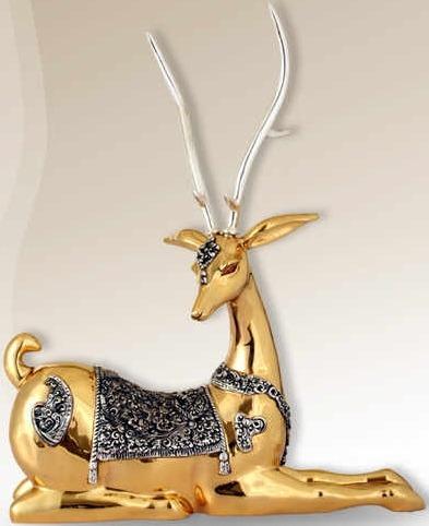 D'Argenta 6017i Thai Deer by Federico Cardona