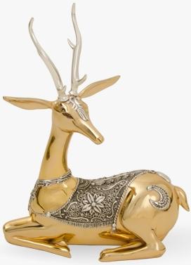 D'Argenta 6019N Thai Deer by Federico Cardona