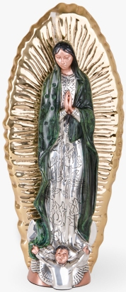 D'Argenta 70 Virgin of Guadalupe