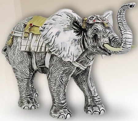 D'Argenta 7511 Elephant by Claudio Rodriguez