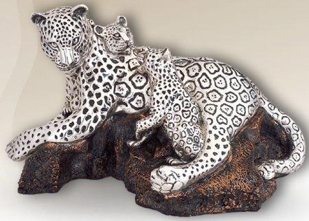 D'Argenta 8029 Leopard by Ricardo del Rio # 8029