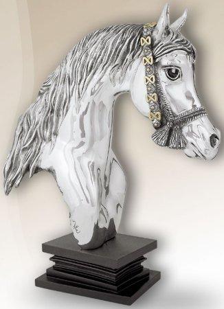 D'Argenta 8030 Horse by Ricardo del Rio # 8030