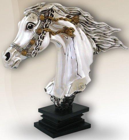 D'Argenta 8035 Horse by Ricardo del Rio # 8035