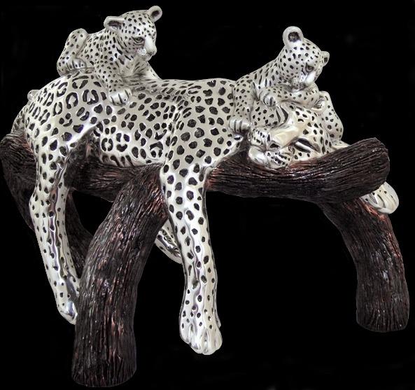 D'Argenta 8042 Leopard by Ricardo del Rio # 8042
