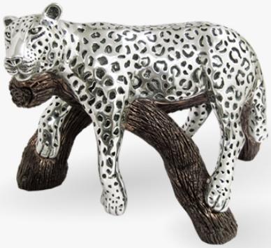 D'Argenta 8043 Leopard by Ricardo del Río