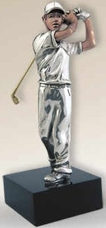 D'Argenta 9501 Golfer by Riley Roca