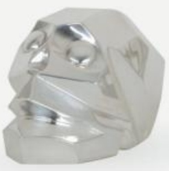 D'Argenta RV35 Skull by Pedro Ramirez V