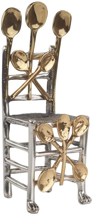 D'Argenta SD008 Spoon Chair Sculpture by Salvador Dali