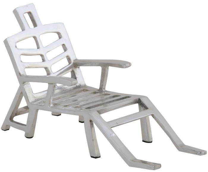 D'Argenta SD009 Anthropomorphic Armchair Sculpture by Salvador Dali