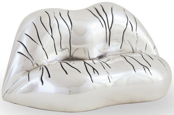 D'Argenta SD014 The Lips Sofa Sculpture by Salvador Dali