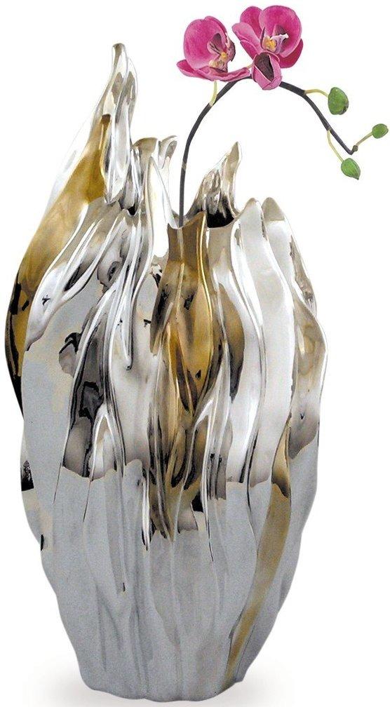 D'Argenta U115 Flower Vase by Manuel Alvarado # U115