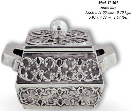 D'Argenta u307 Jewel Box